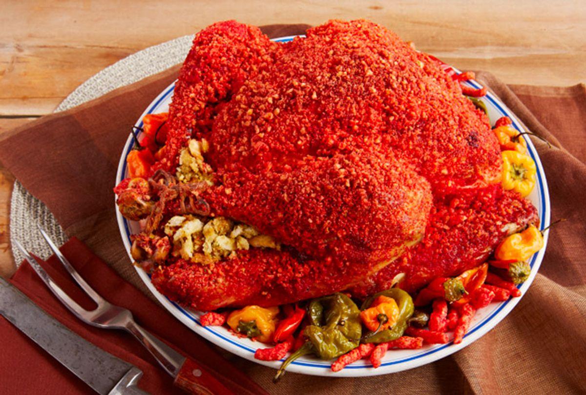Cheetos-flavored Turkey (Reynolds Kitchen)