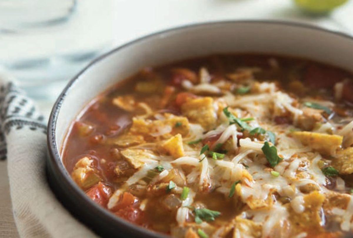Chicken Taco Soup (Skyhorse Publishing)