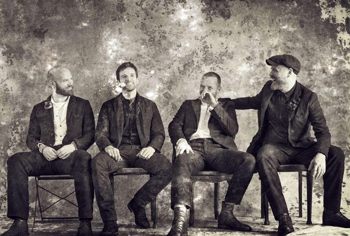 Coldplay (Tim Saccenti/Atlantic Records)