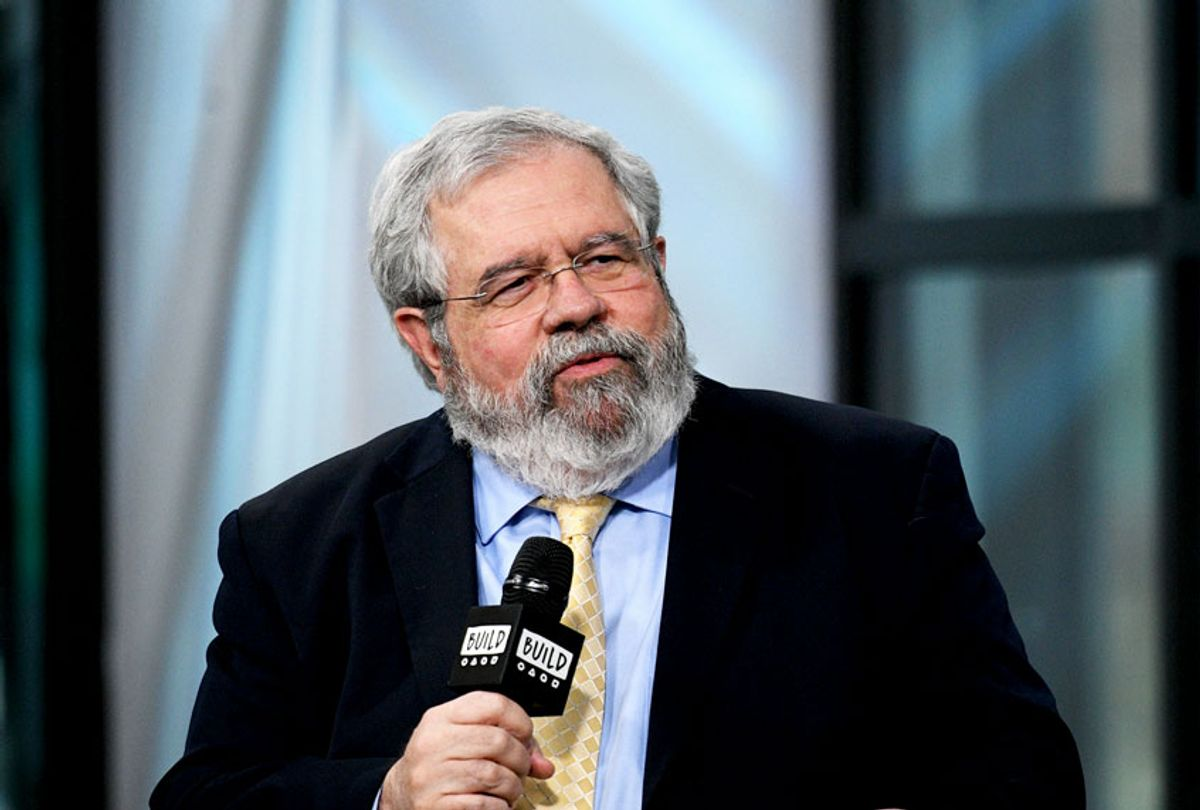David Cay Johnston visits Build at Build Studio (Andrew Toth/Getty Images)