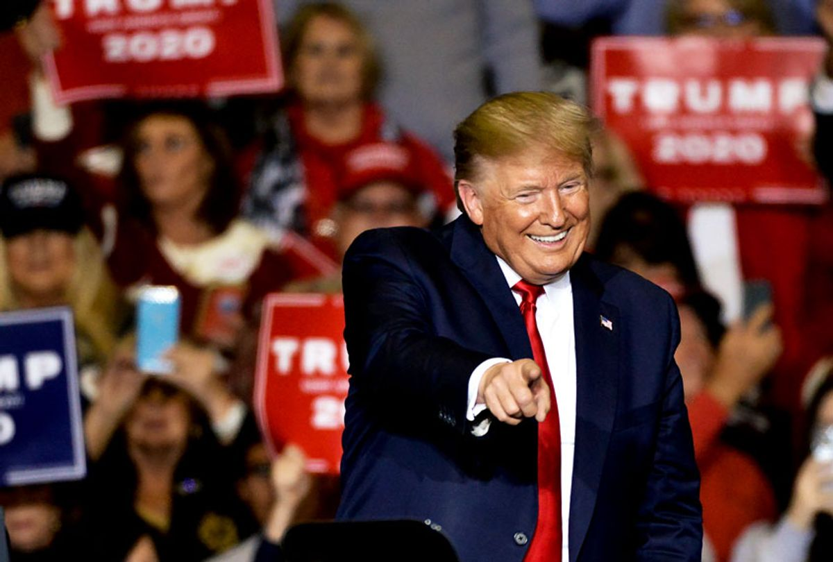 Donald Trump (Brandon Dill/Getty Images)