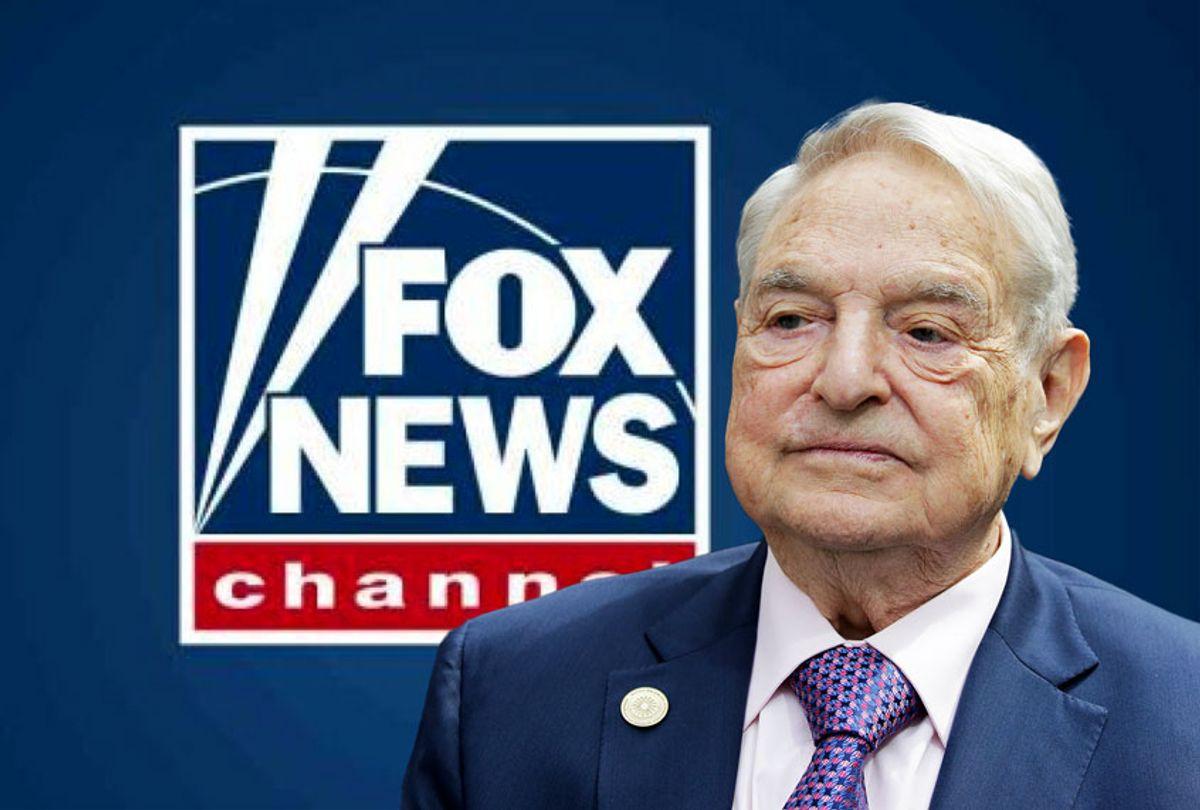 George Soros (Getty Images/Fox News)