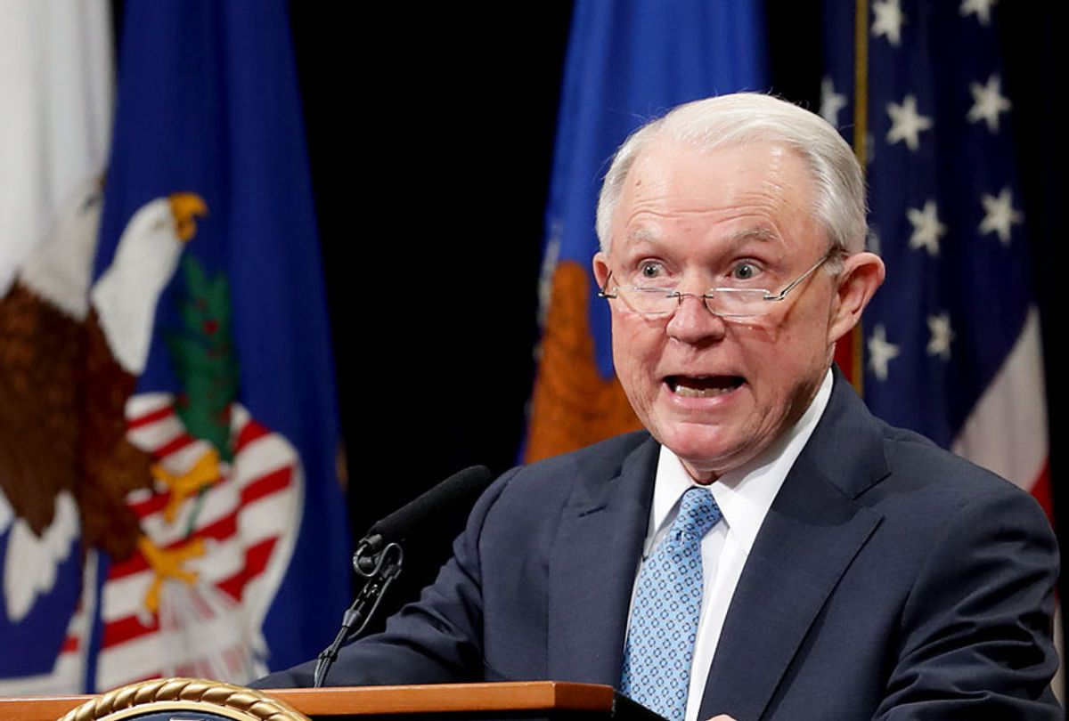Former U.S. Attorney General Jeff Sessions (Chip Somodevilla/Getty Images)