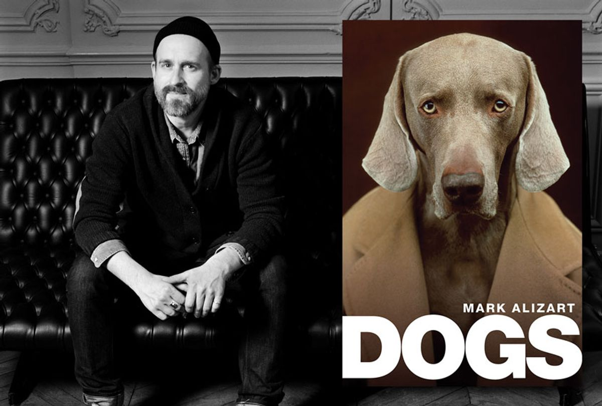 Dogs by Mark Alizart (Provided by publicist)
