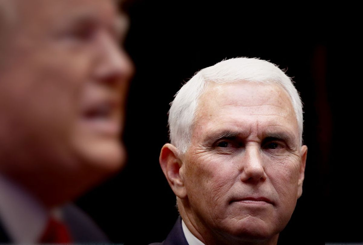 U.S. Vice President Mike Pence (Win McNamee/Getty Images)