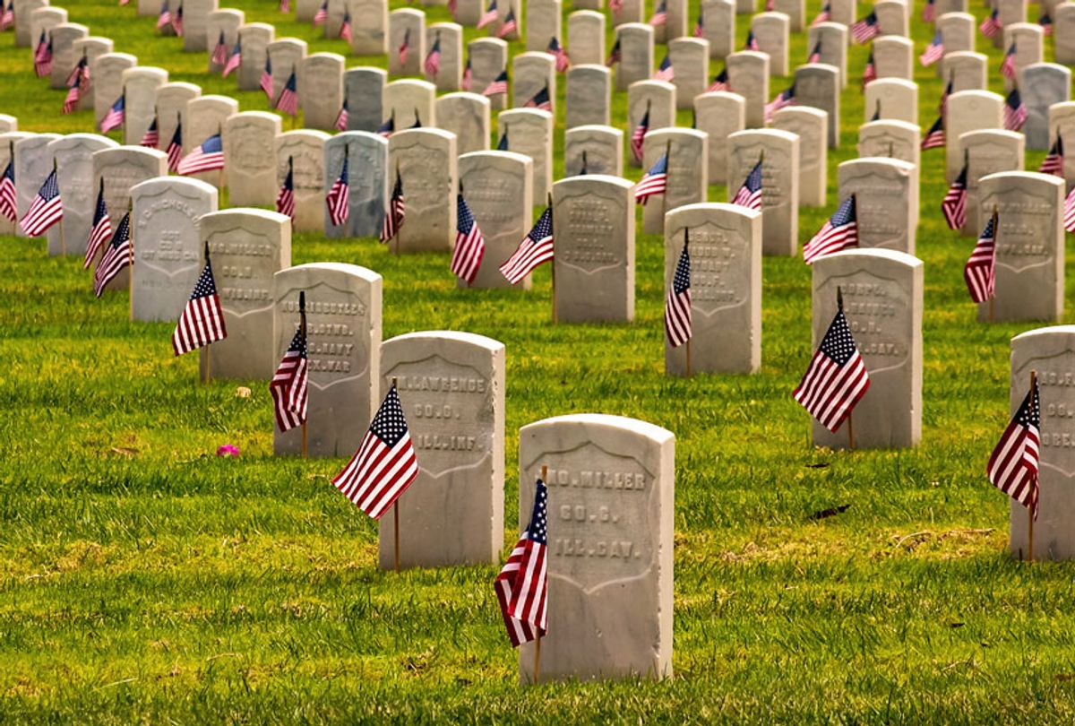 Military Cemetery (Getty Images)