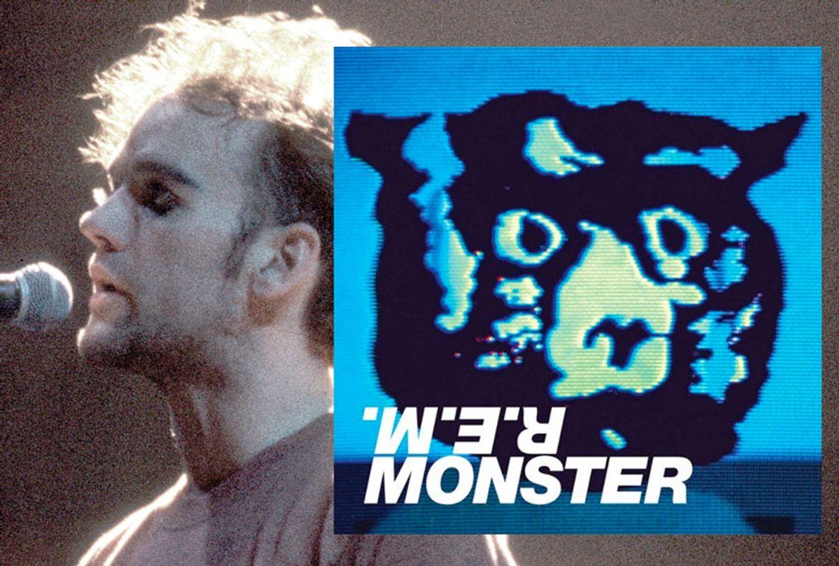 R.E.M. 25th anniversary album Monster