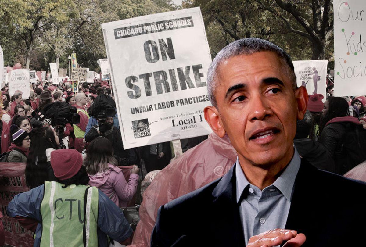 Former U.S. President Barack Obama (Scott Olson/Sean Gallup/Getty Images)