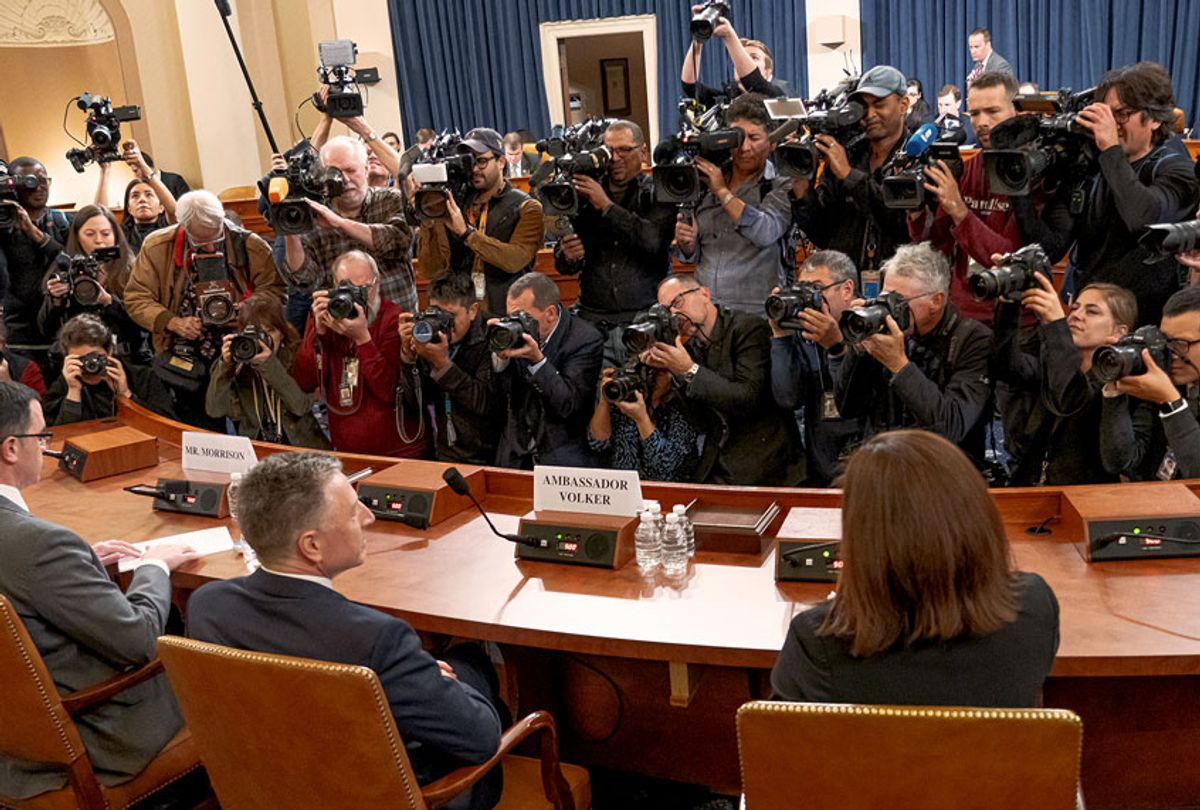 Impeachment Hearing Photographers (Jeff Malet Photography)