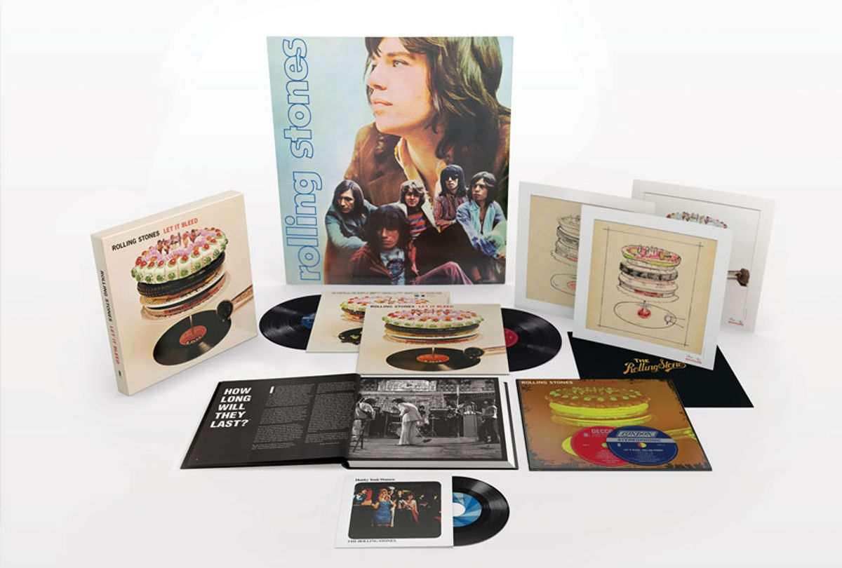 """Rolling Stones """"Let It Bleed"""" Anniversary Edition (ABKCO Music & Records, Inc.)"""