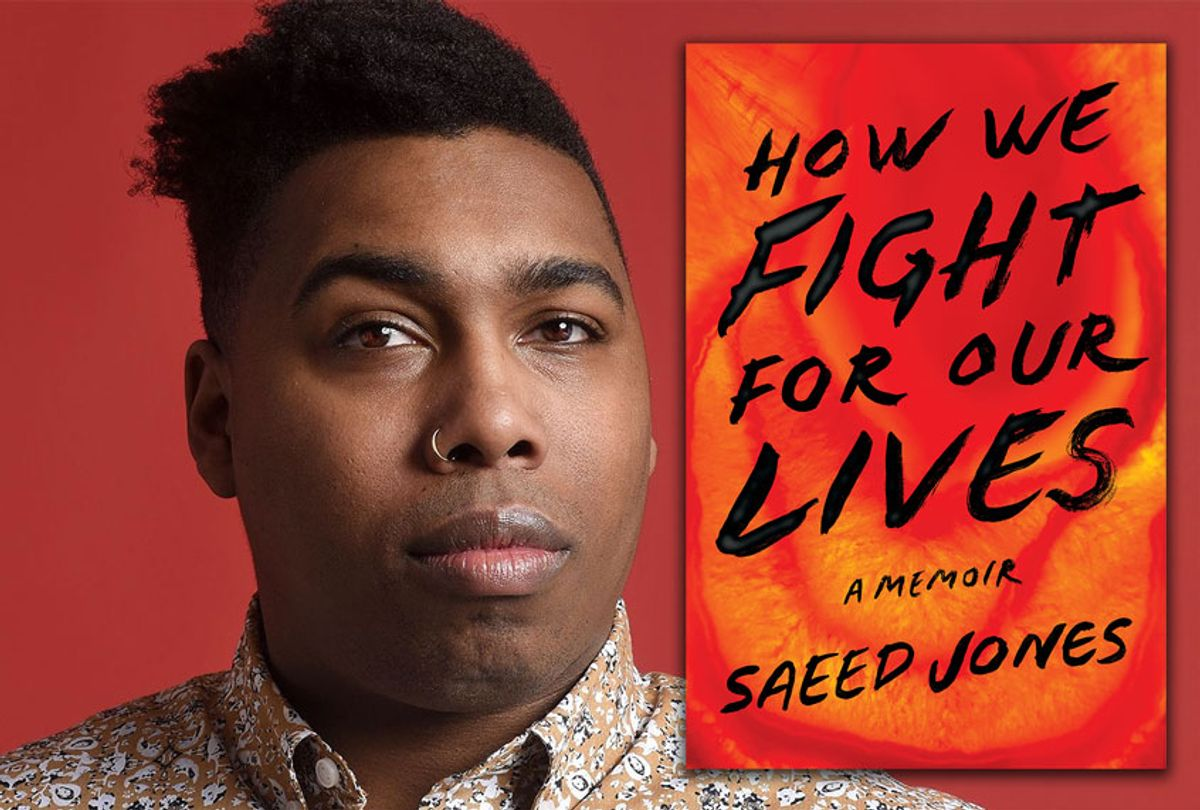 How We Fight For Our Lives by Saeed Jones (Simon & Schuster)