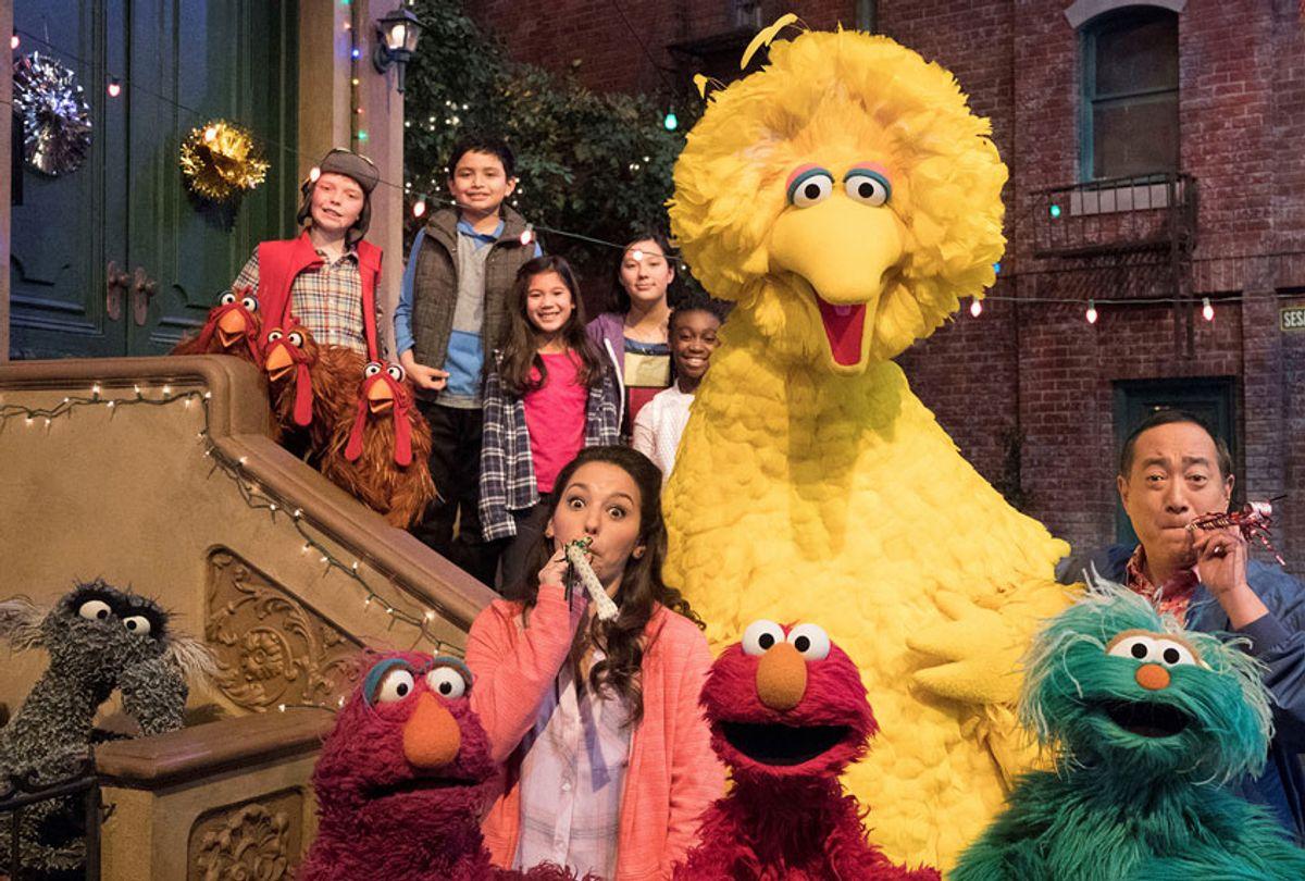 Sesame Street (Richard Termine/HBO)