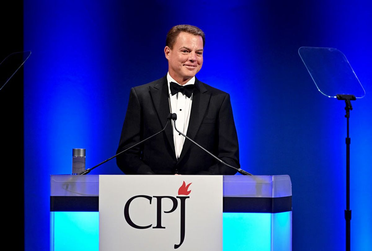 Shepard Smith hosts the Committee to Protect Journalists' 29th Annual International Press Freedom Awards on November 21, 2019 in New York City.  (Dia Dipasupil/Getty Images)