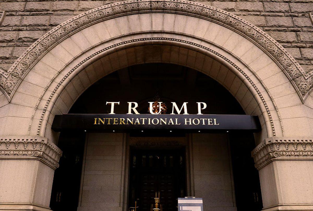 Trump International Hotel on Pennsylvania Ave. (Mark Wilson/Getty Images)