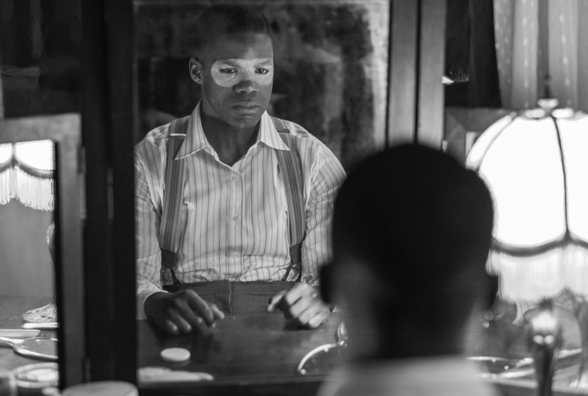 Jovan Adepo in Watchmen (HBO/Mark Hill)