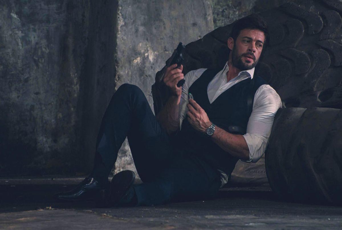 """William Levy in """"En Brazos de un Asesino""""  (Lionsgate)"""