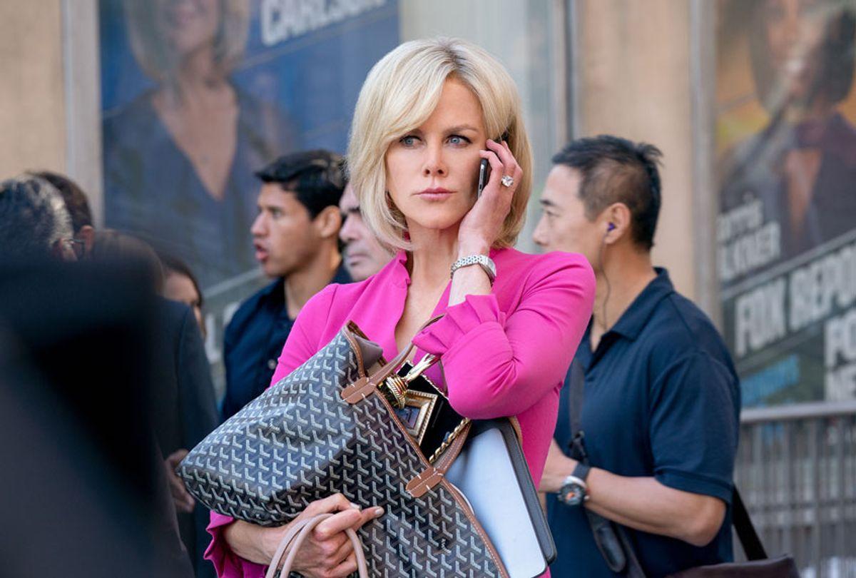 Nicole Kidman stars as 'Grechen Carlson' in BOMBSHELL (Hilary Bronwyn Gayle SMPSP)