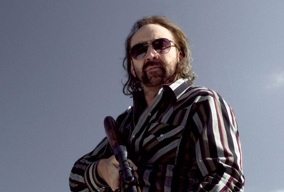 """Nicolas Cage in """"Grand Isle"""" (Screen Media)"""