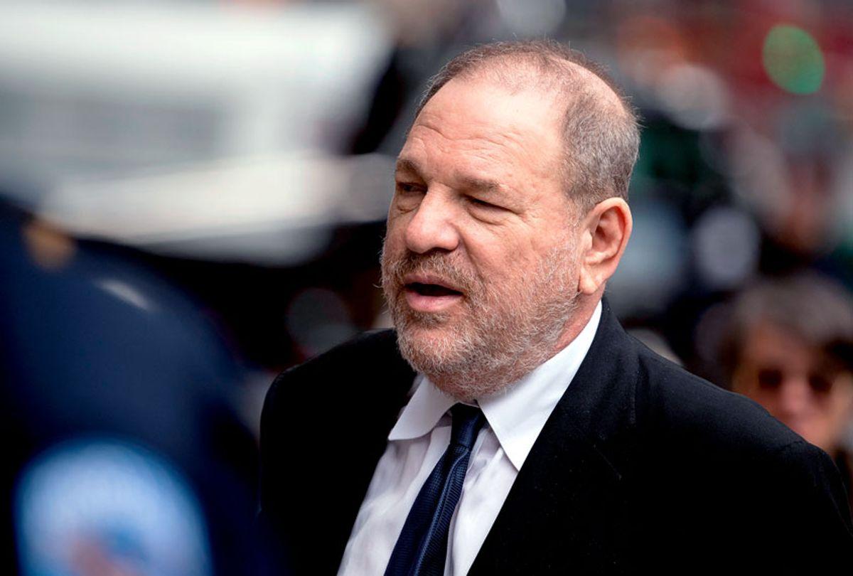 Harvey Weinstein (JOHANNES EISELE/AFP via Getty Images)