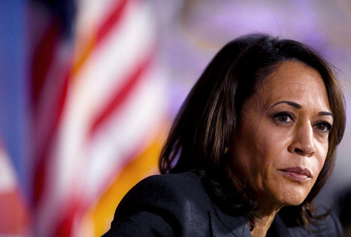 U.S. Democratic Presidential candidate, U.S. Senator Kamala Harris (Mark Makela/Getty Images)