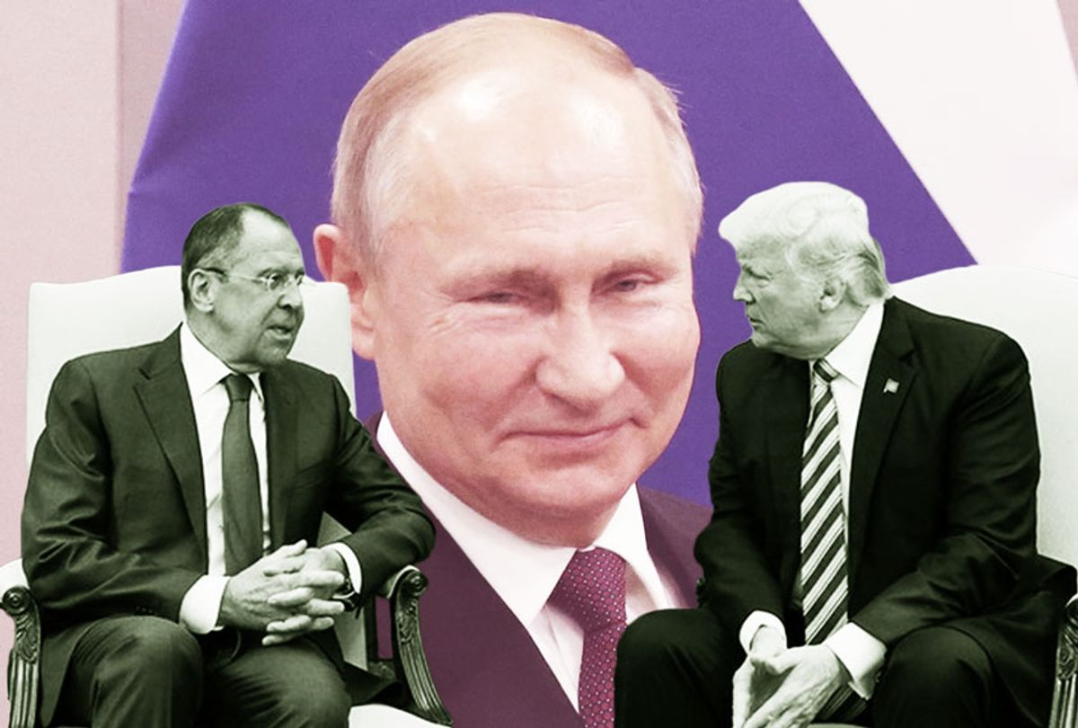 Russia And The Republicans How Vladimir Putin Got An American Subsidiary Salon Com