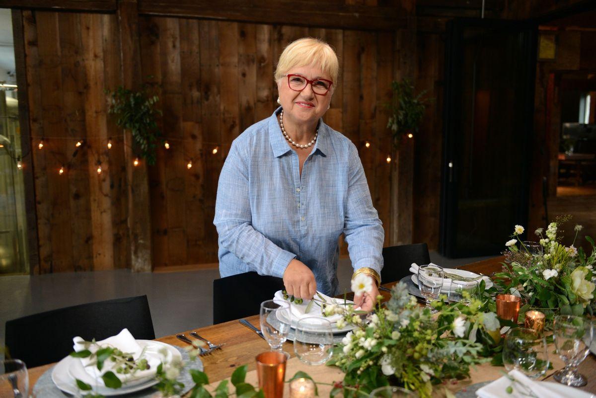 Chef Lidia Bastianich (Courtesy Meredith Nierman)