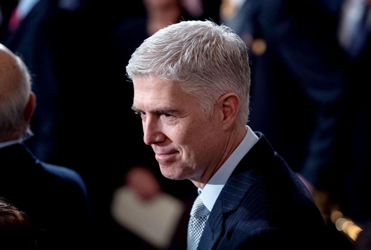 U.S. Supreme Court Associate Justice Neil M. Gorsuch (Jabin Botsford - Pool/Getty Images)