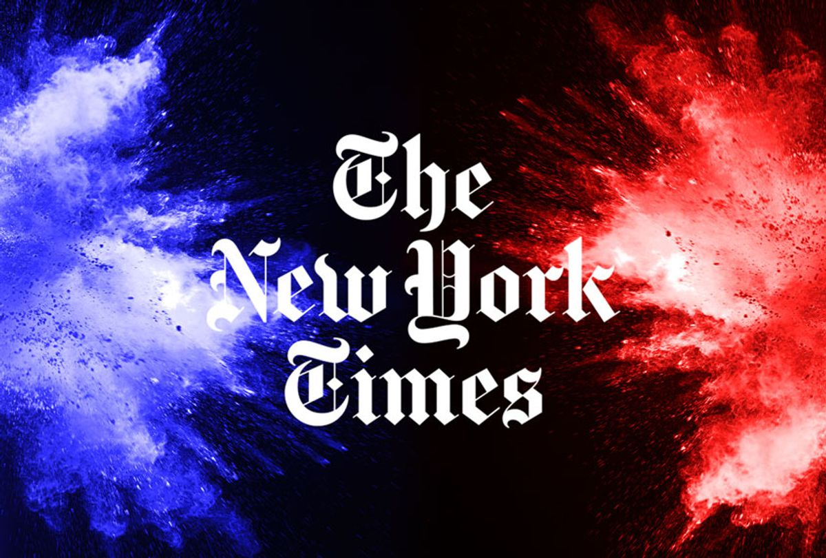 New York Times (Getty Images/New York Times/Salon)