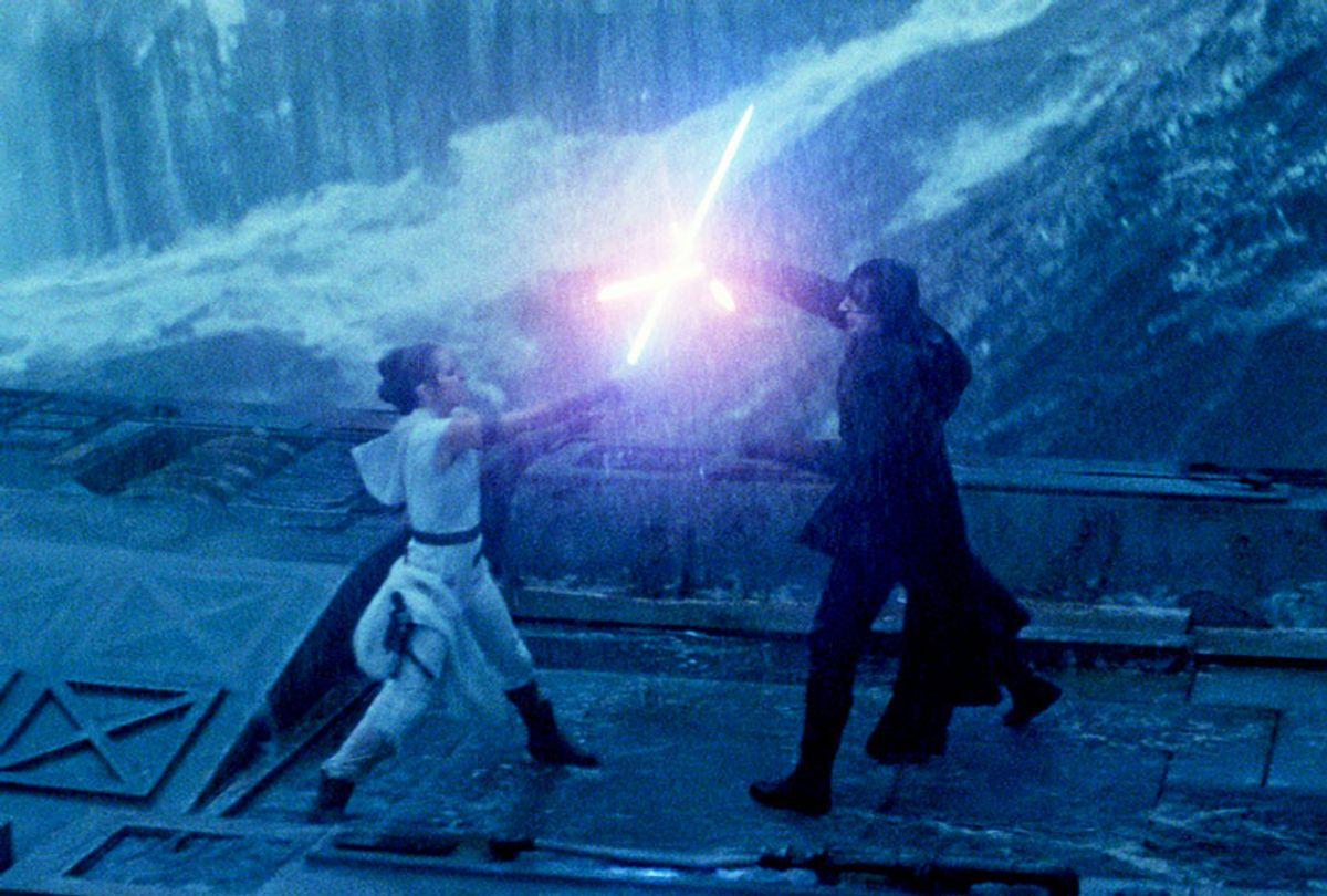 Star Wars: The Rise of Skywalker (Walt Disney Studios)