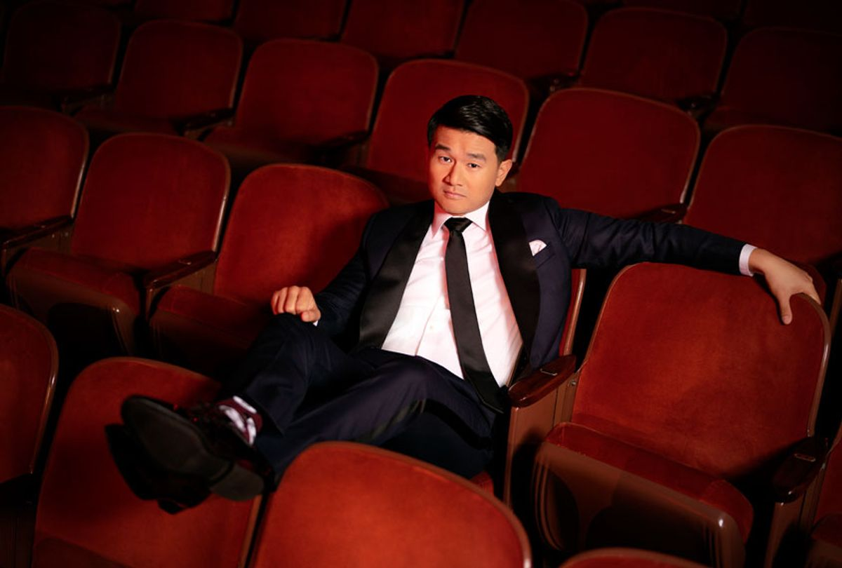 """""""Ronny Chieng: Asian Comedian Destroys America!"""" (Marcus Russell Price/Netflix)"""