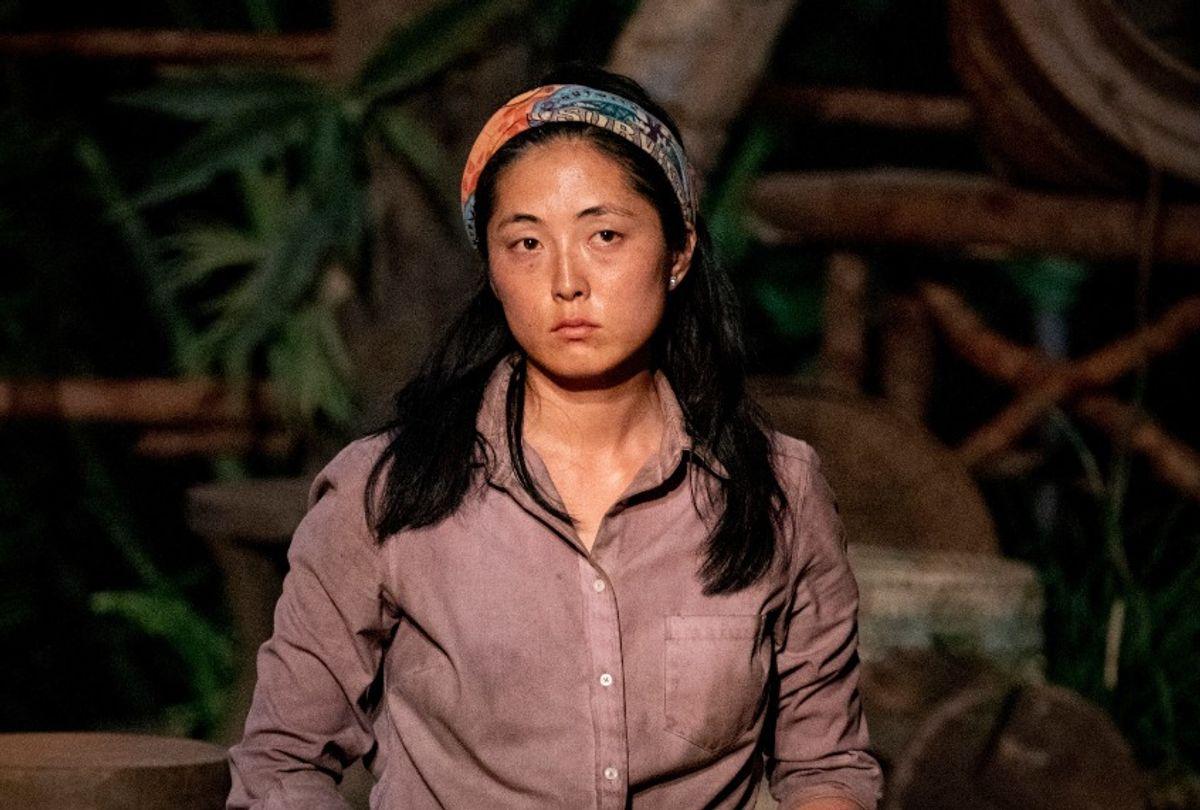 """Kellee Kim, """"Survivor"""" (CBS)"""