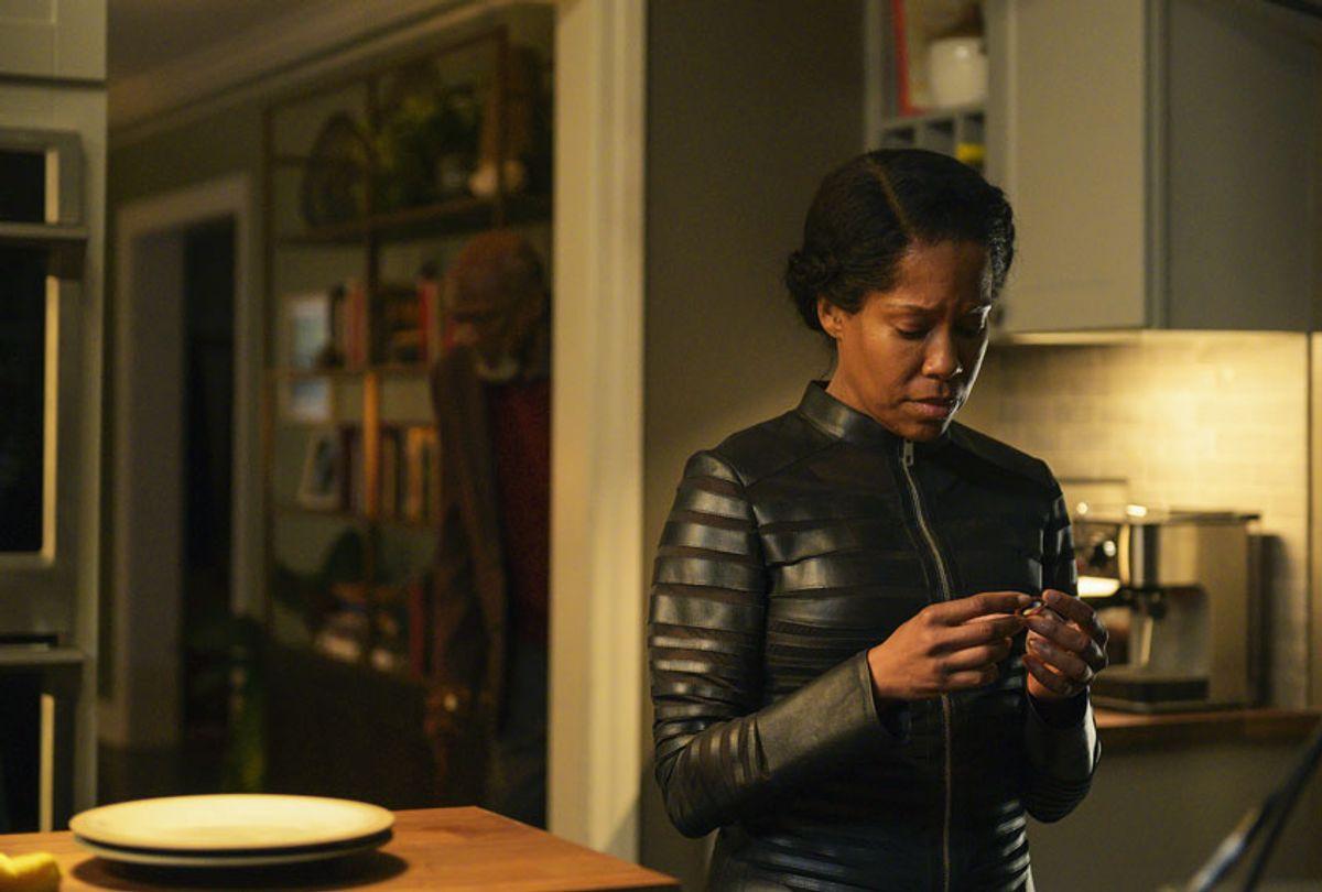 "Regina King in the season finale of ""Watchmen"" (Boris Martin/HBO)"