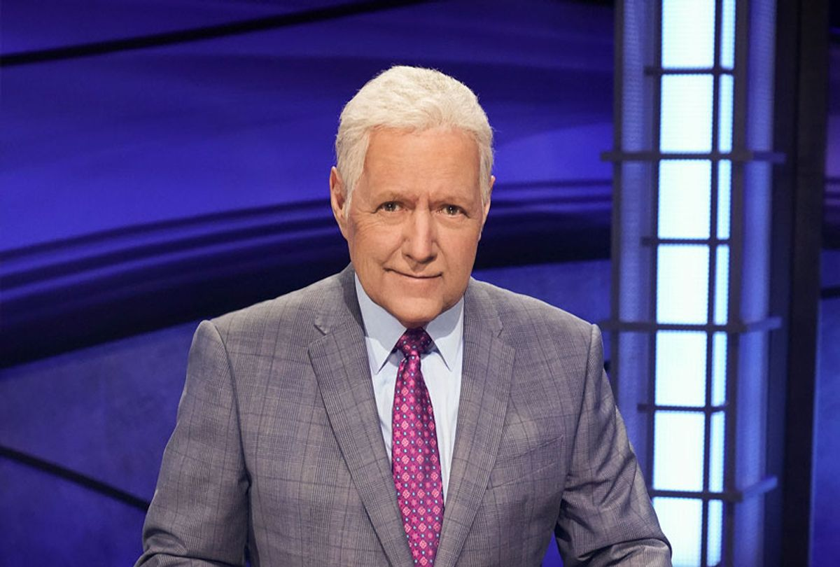 """On the heels of the iconic Tournament of Champions, """"JEOPARDY!"""" is coming to ABC in a multiple consecutive night event with """"JEOPARDY! The Greatest of All Time,"""" premiering TUESDAY, JAN. 7 (8:00-9:00 p.m. EST), on ABC. Hosted by Alex Trebek, """"JEOPARDY! The Greatest of All Time"""" is produced by Sony Pictures Television. (ABC/Eric McCandless)"""
