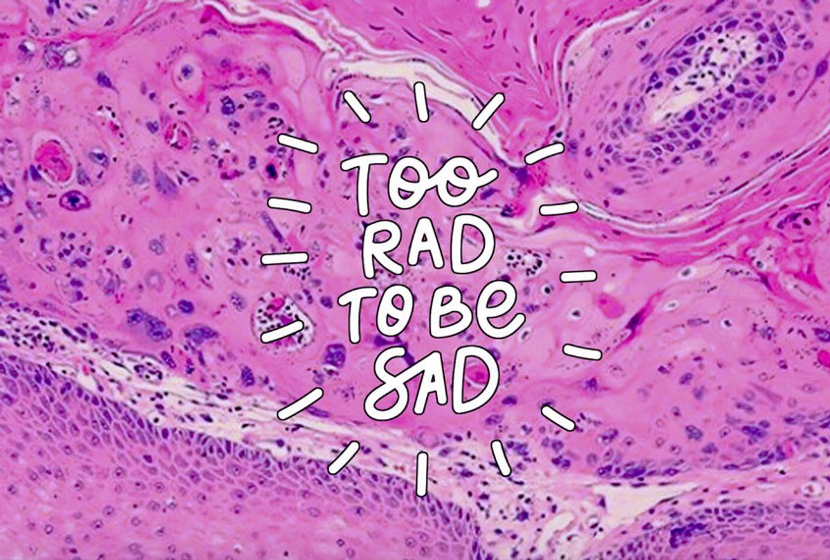 Too Rad To Be Sad! (Jena Martin/Getty Images/Salon)