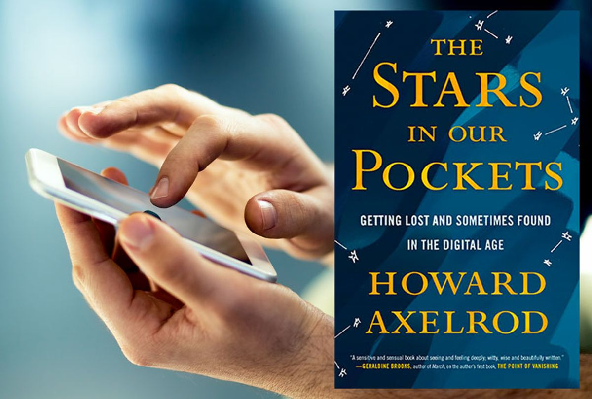"""""""The Stars In Our Pockets"""" by Howard Axelrod (Getty Images/Beacon Press)"""