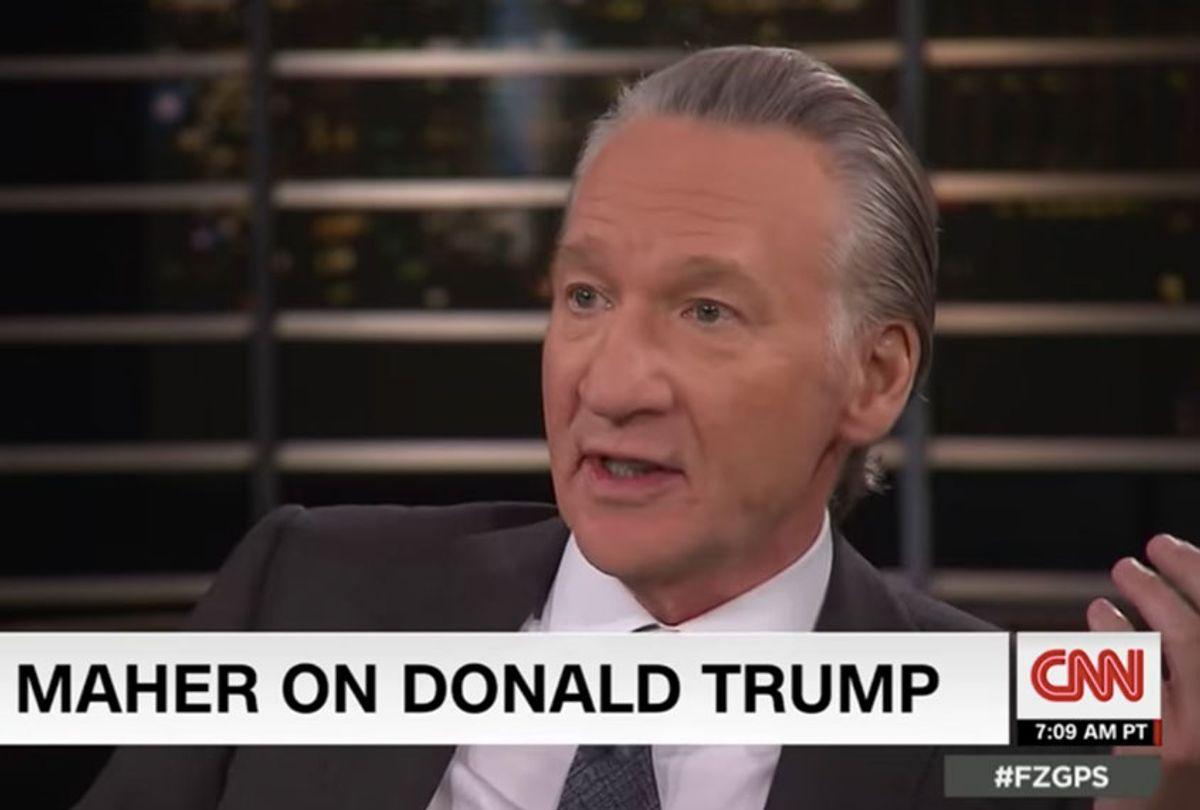 Bill Maher on CNN (CNN)