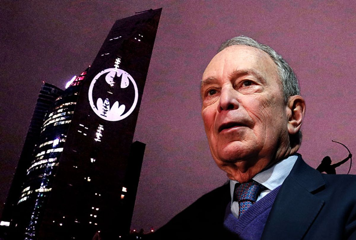 Michael Bloomberg (Getty Images/AP Photo/Salon)