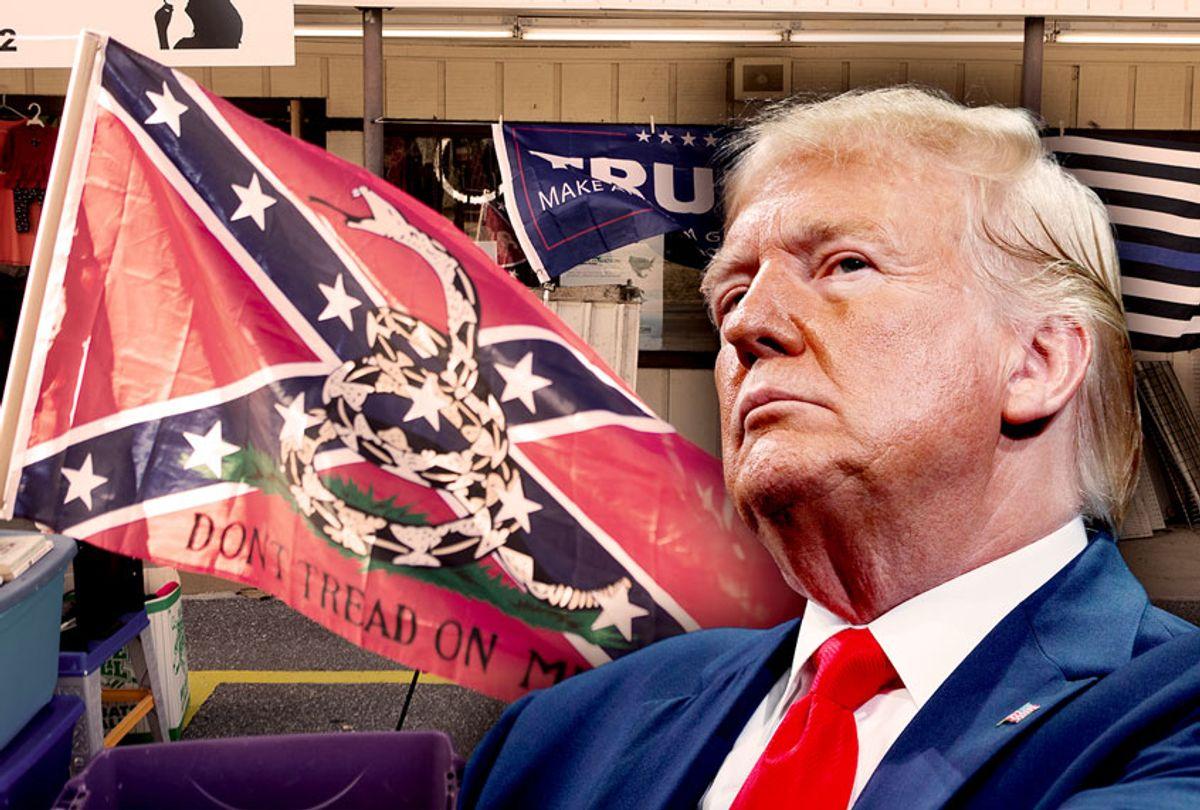 Donald Trump  (Getty Images/Salon)
