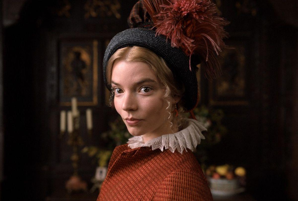 "Anya Taylor-Joy in ""Emma."" (Focus Features)"