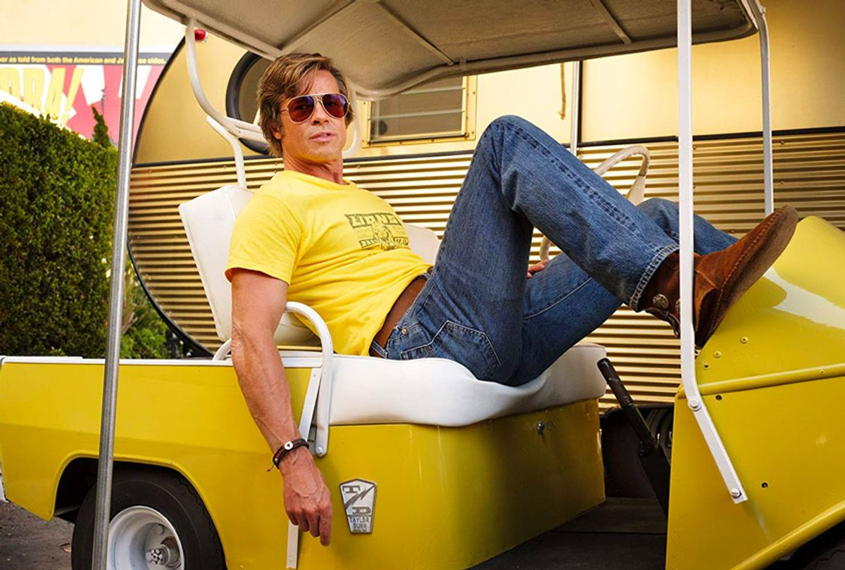 """Brad Pitt in """"Once Upon a Time... in Hollywood"""" (Sony Pictures Entertainment)"""