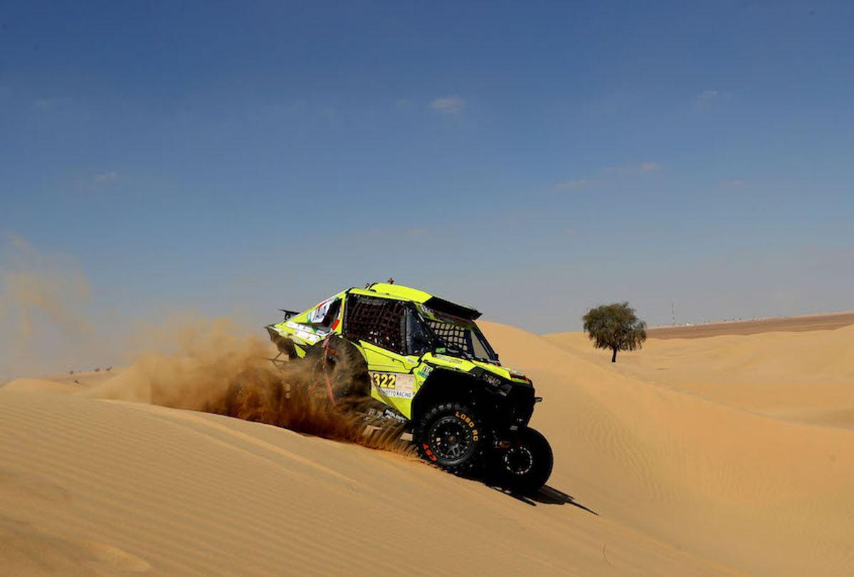 Polaris RZR 100. (Francois Nel/Getty Images)