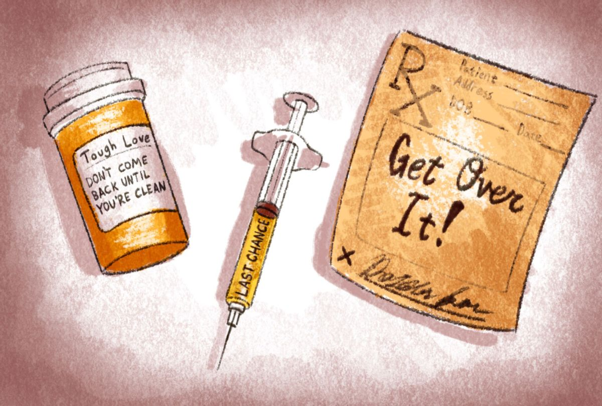 Tough Love Medicine (Salon/Ilana Lidagoster)
