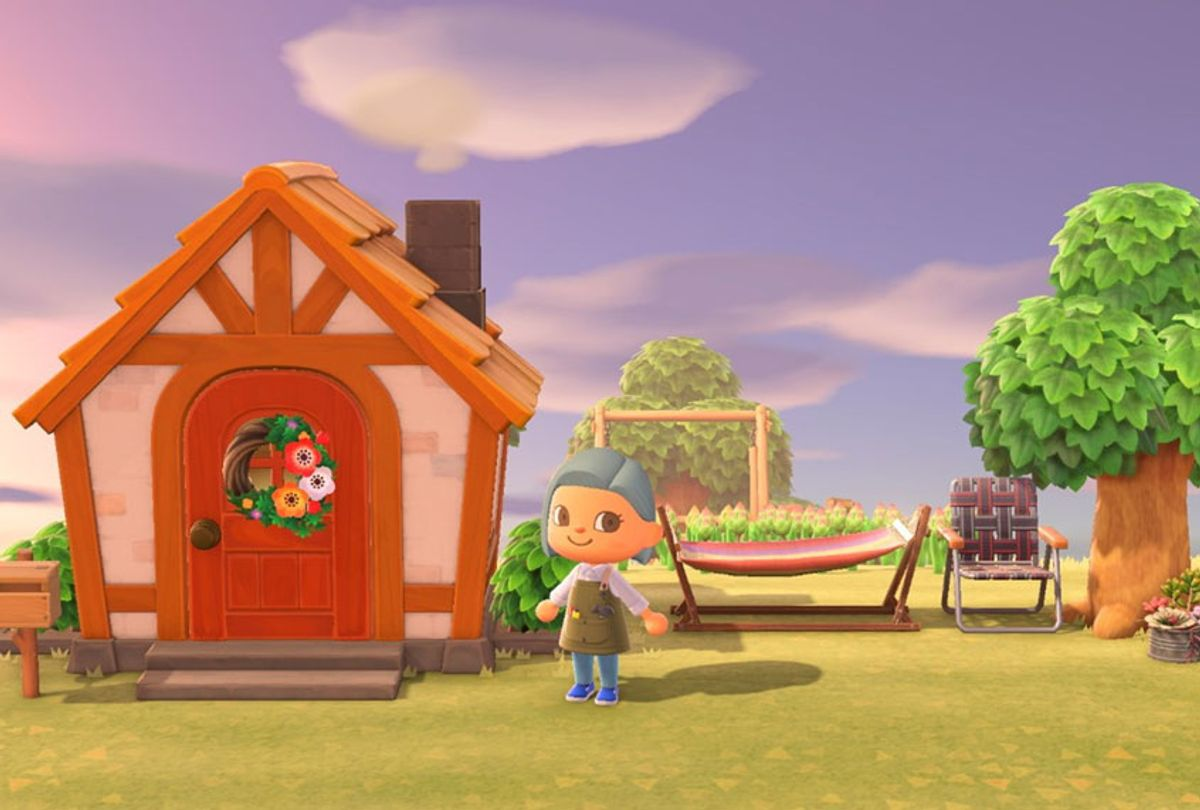 Animal Crossing (Nintendo/Nicole Clark)