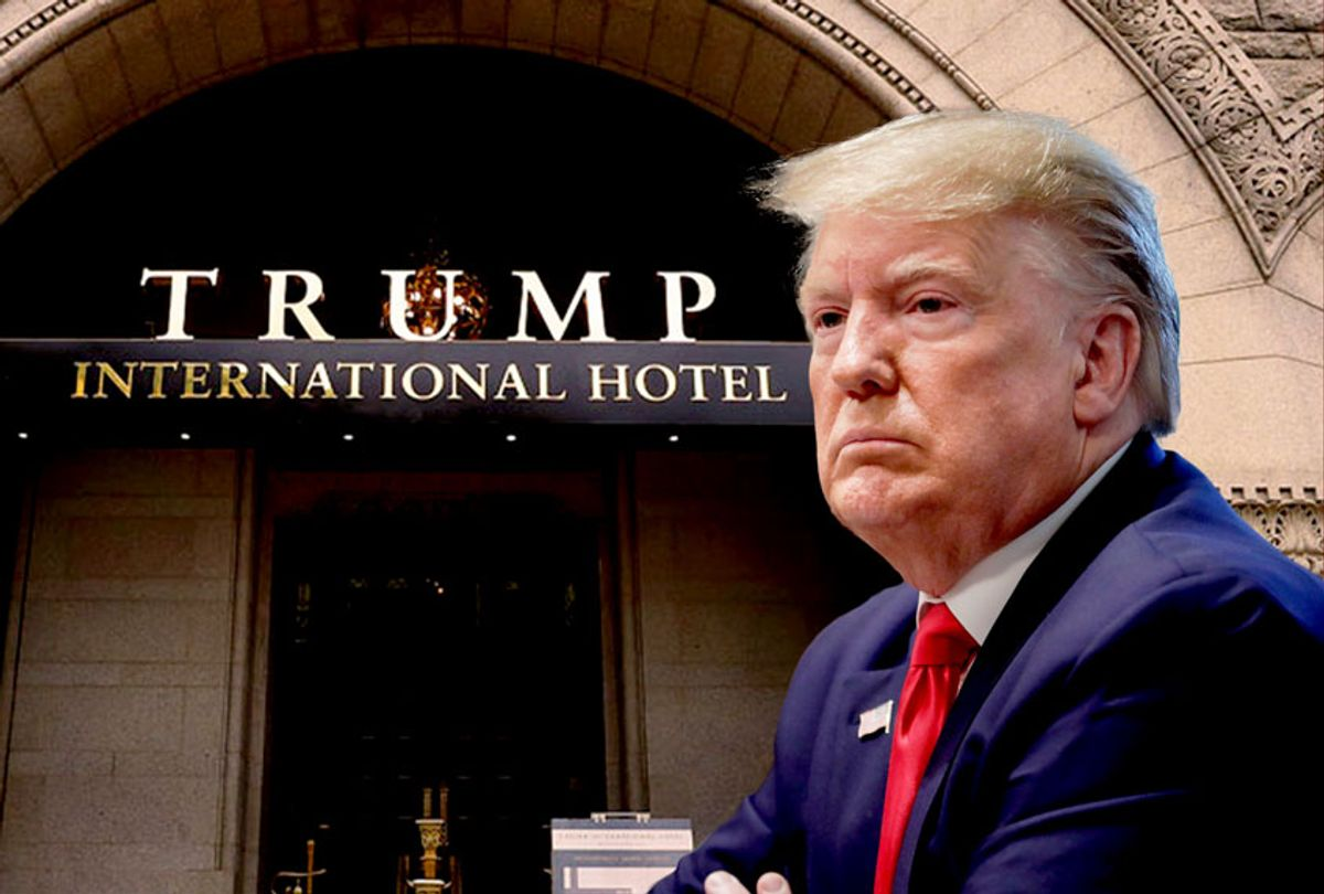 Donald Trump (AP Photo/Salon)