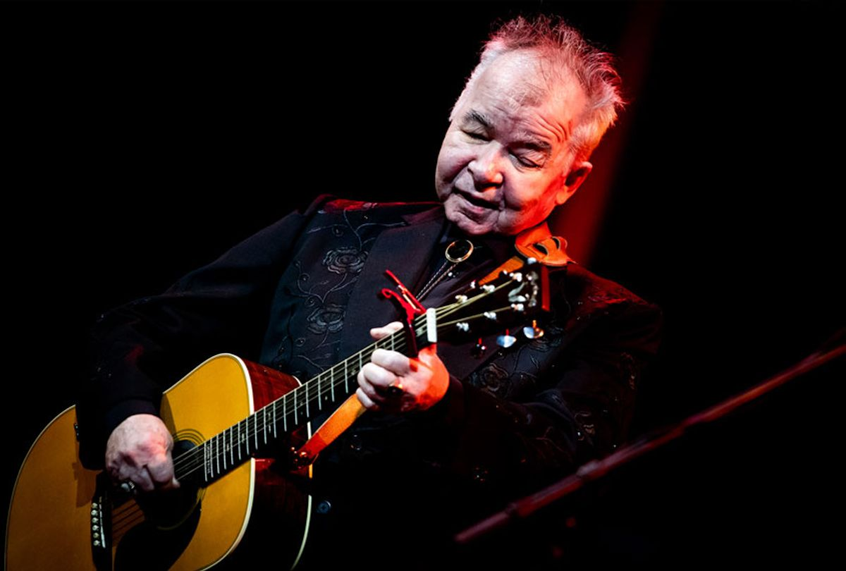 John Prine performs at John Anson Ford Amphitheatre on October 01, 2019 in Hollywood, California. (Rich Fury/Getty Images)