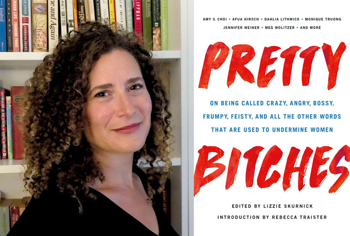 Pretty Bitches by Lizzie Skurnick (Provided by publicist)