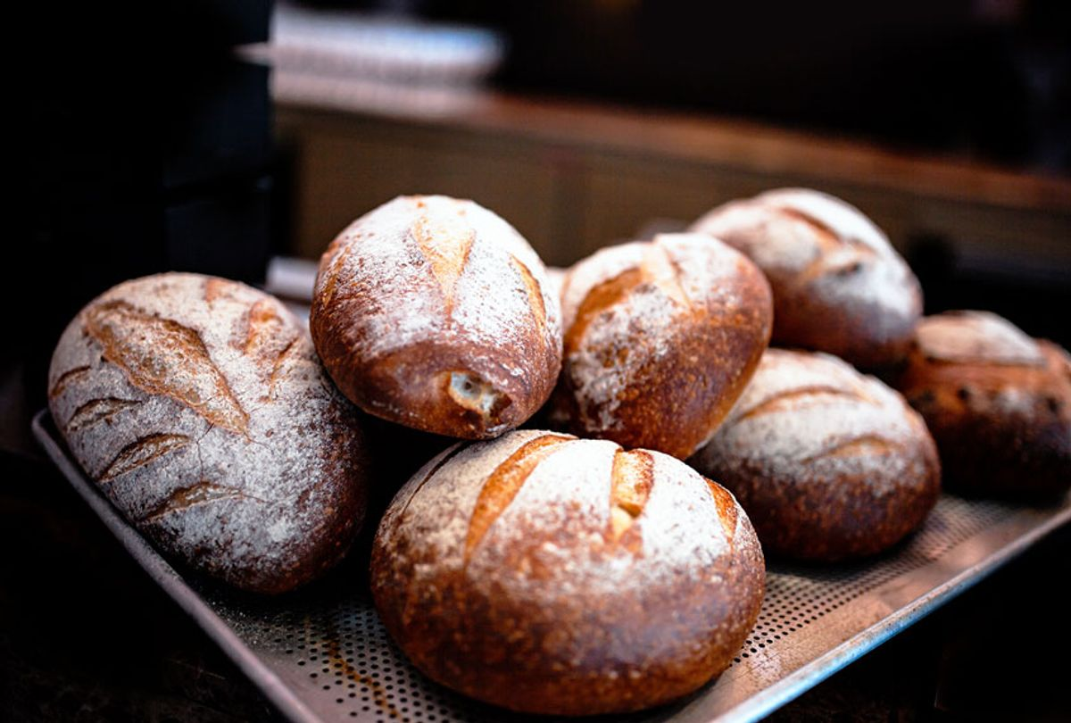 Bread fresh out of the oven (Getty Images)