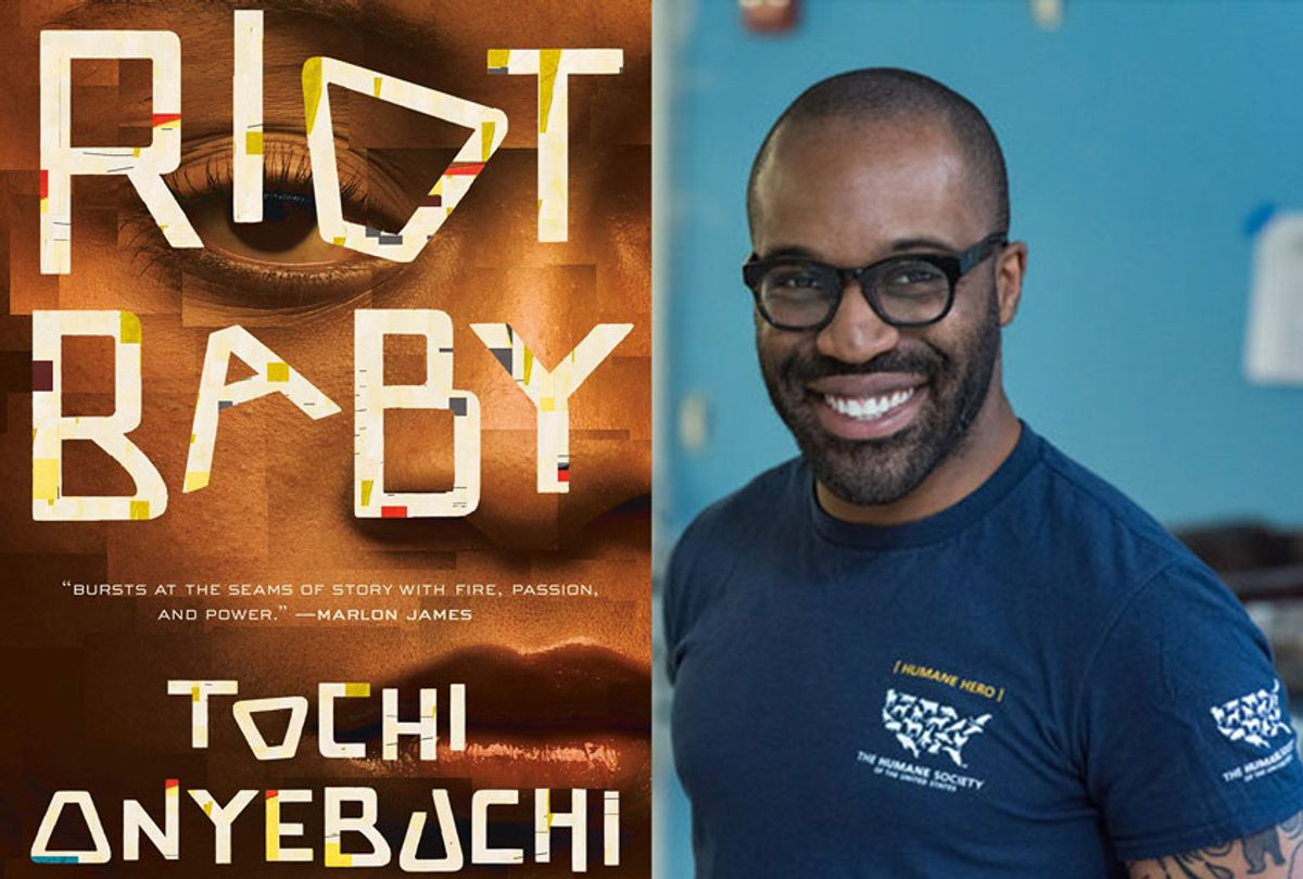 Riot Baby by Tochi Onyebuchi (Tor Publishing)