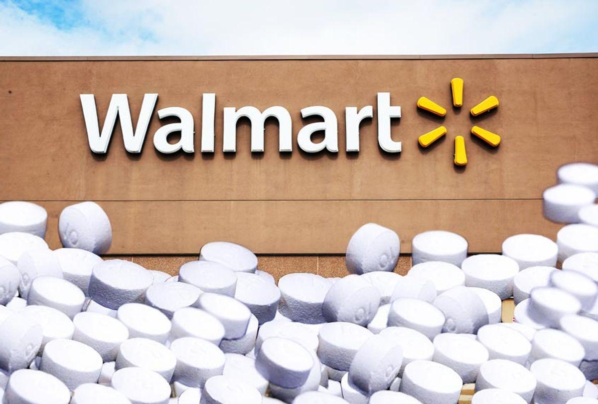 Walmart   Pills (AP Photo/Getty Images/Salon)