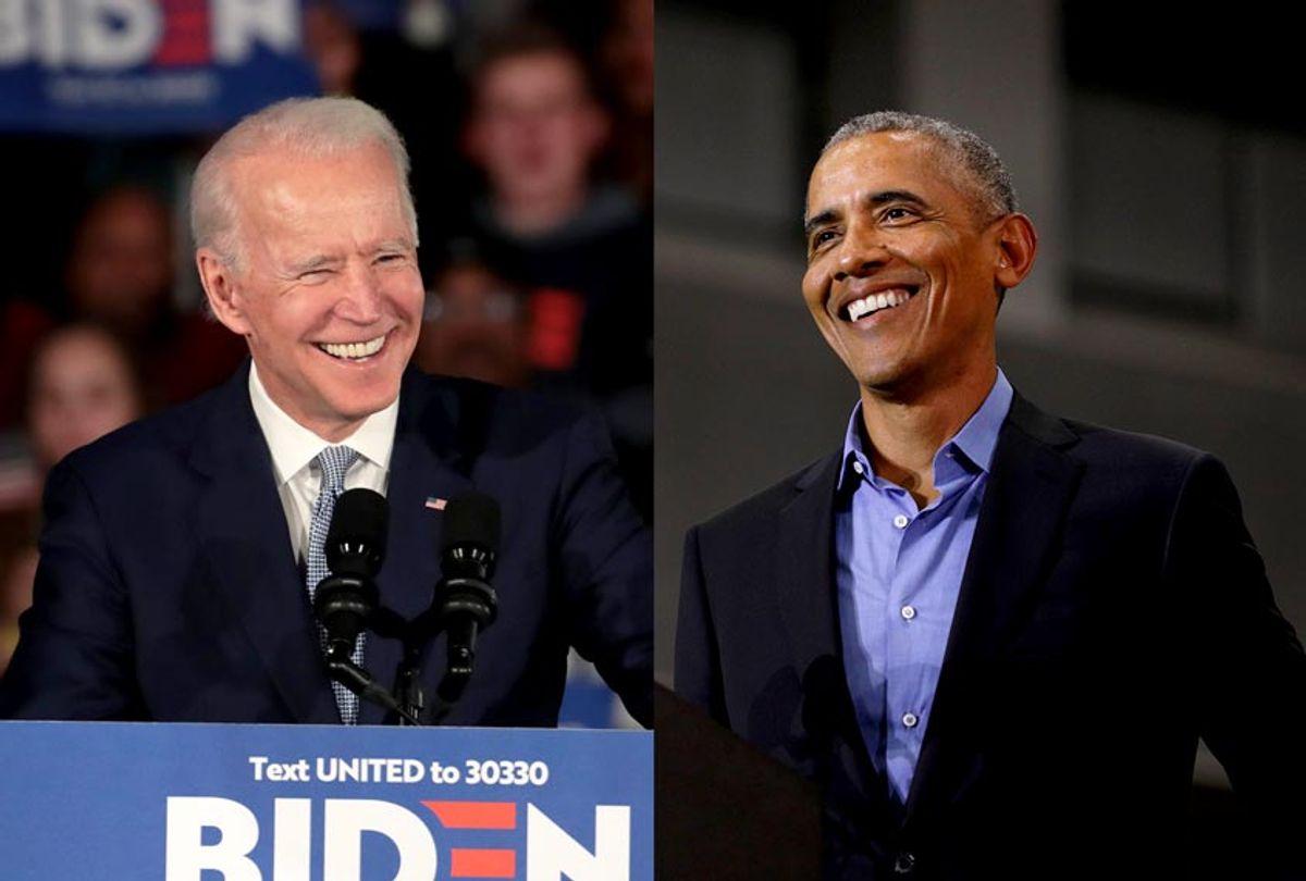 Joe Biden and Barack Obama (Getty Images/Salon)